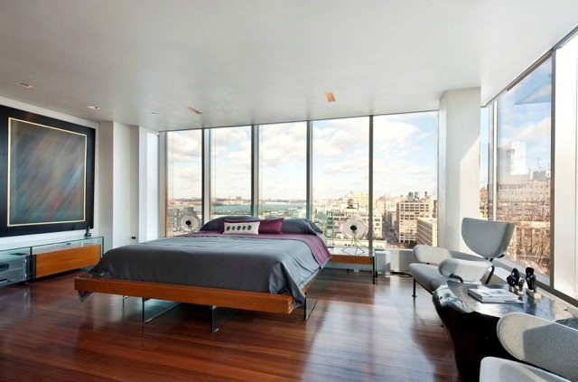 A new york un appartement en forme de cube fa on apple store ny french gee - Appartement new york a vendre ...