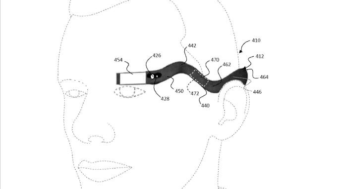 Google Glass Monocle