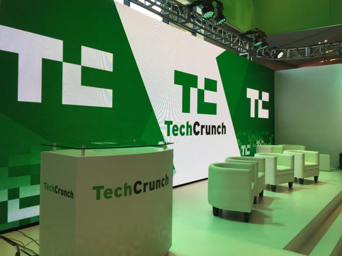 CES 2016 TechCrunch Stage