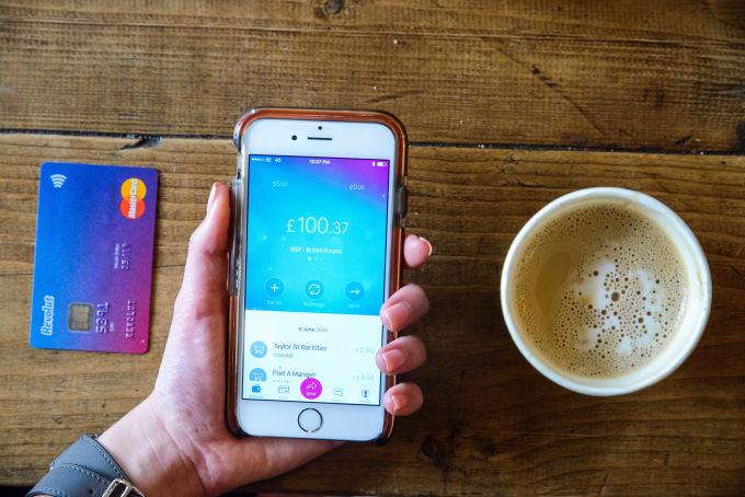 App & Revolut Card