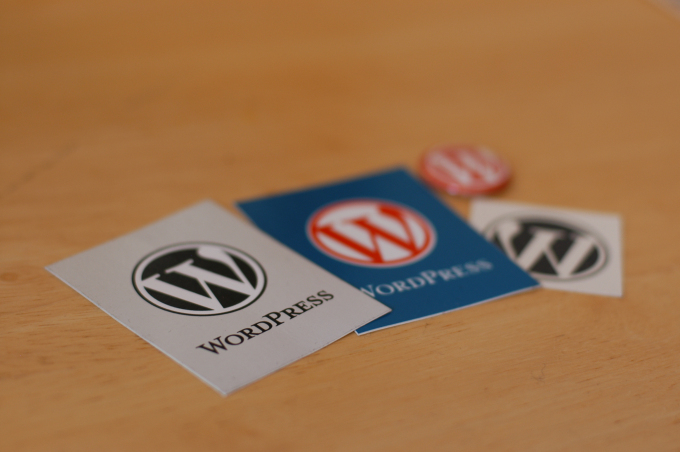 wordpress stickers