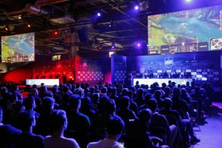 Paris Games Week 2016 : Day  Two At Porte de Versailles In Paris