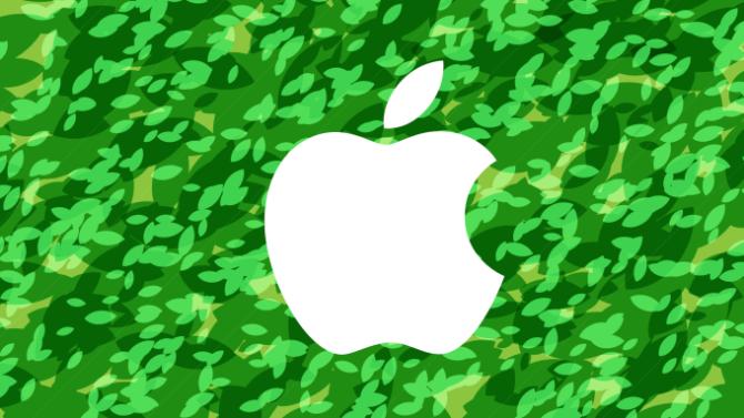 apple-green-leaves